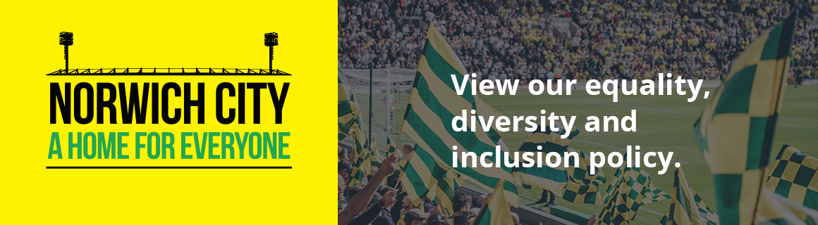 Norwich City - A Home For Everyone